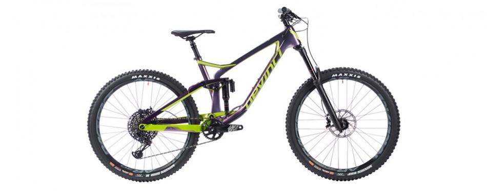 devinci spartan carbon mountain bike
