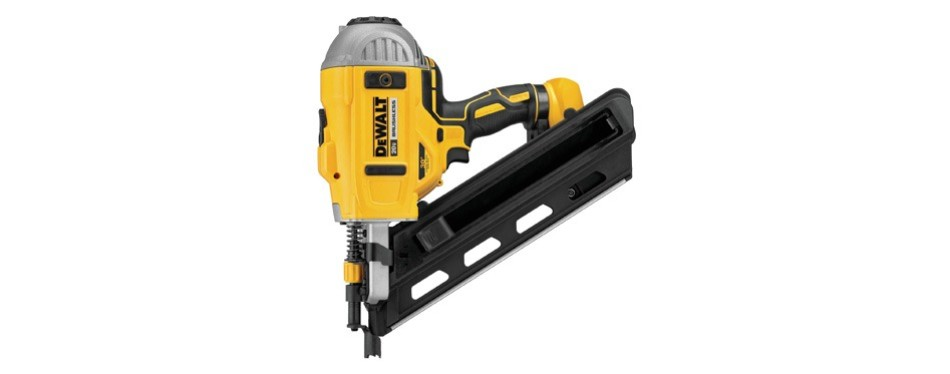 dewalt 20v max xr framing nailer