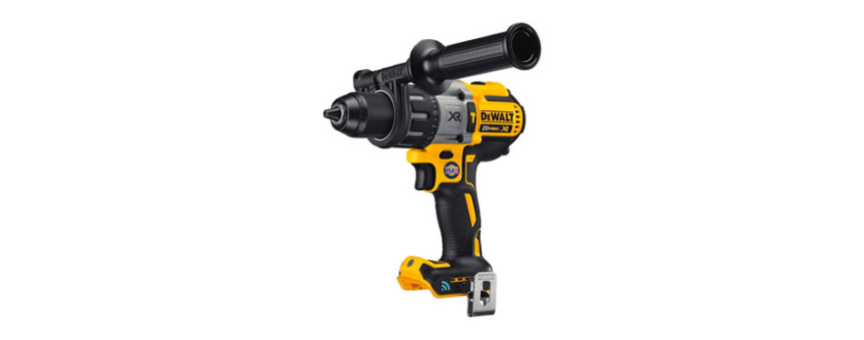 dewalt 20v max xr tool connect hammer drill kit