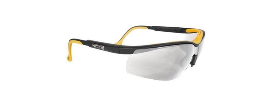 dewalt clear anti-fog protective safety glasses