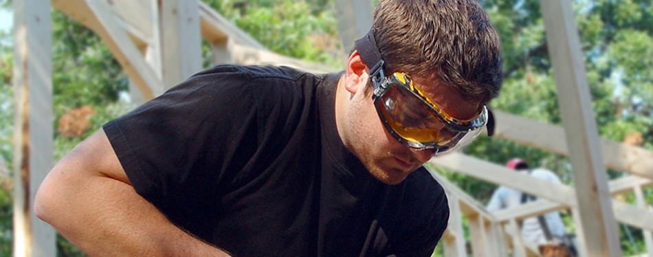 dewalt concealer clear anti-fog dual mode safety goggle