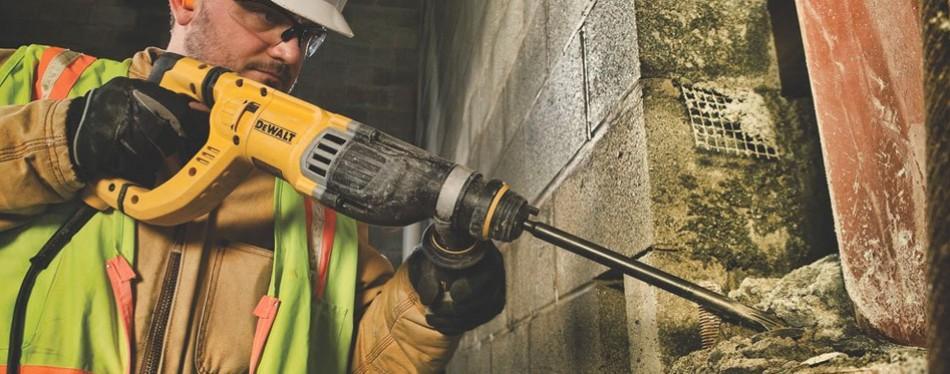 dewalt d-handle sds rotary hammer