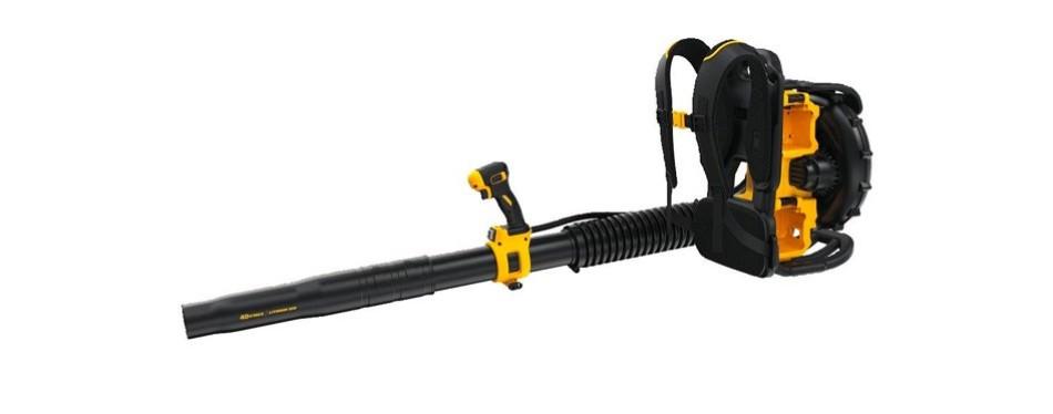 dewalt dcbl590b 40v max lithium ion xr brushless backpack blower