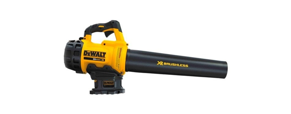 dewalt dcbl720p1 20v xr brushless leaf blower