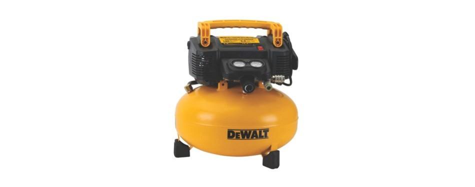 dewalt dwfp55126 165 psi pancake compressor