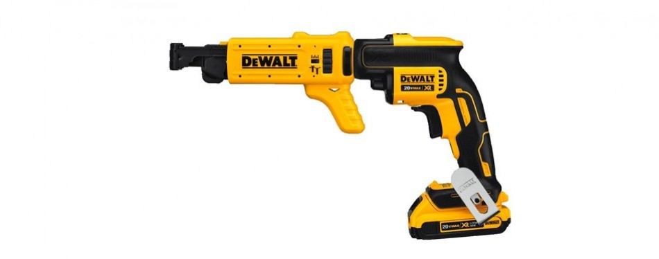 dewalt dcf6201 20-volt max xr li-ion cordless drywall screw gun