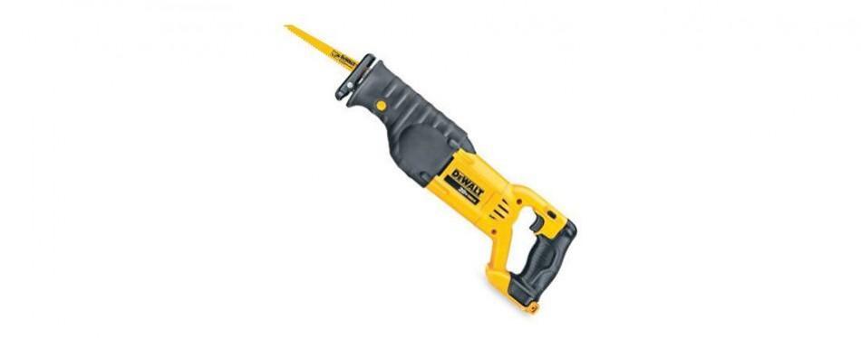 dewalt dcs380b 20-volt max li-ion reciprocating saw