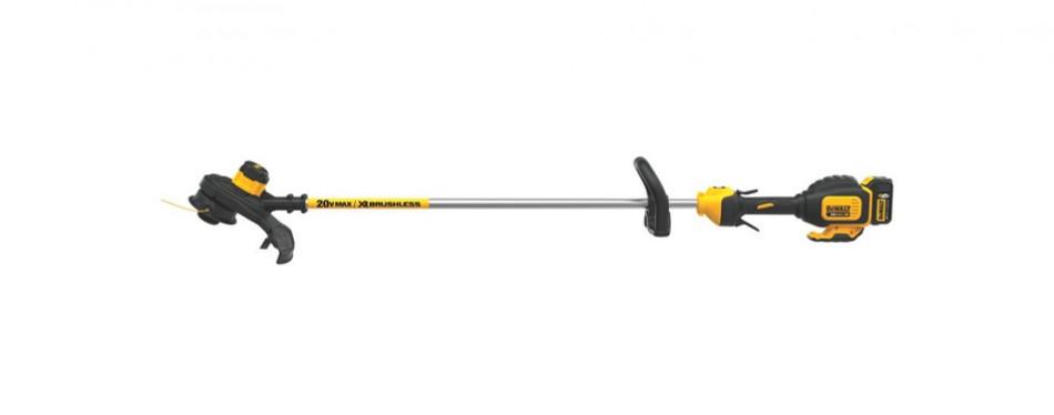 dewalt dcst920p1 brushless trimmer