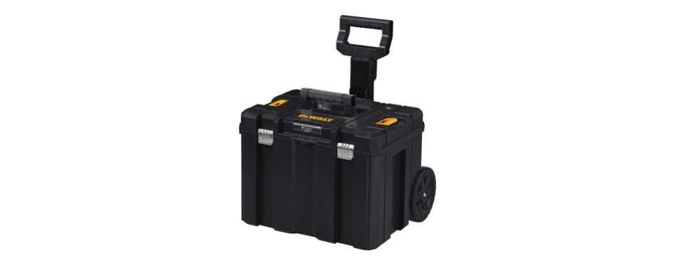 dewalt deep box on wheels mobile storage