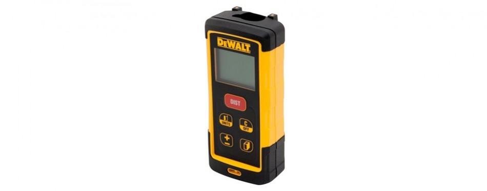 dewalt dw03050 distance laser measure