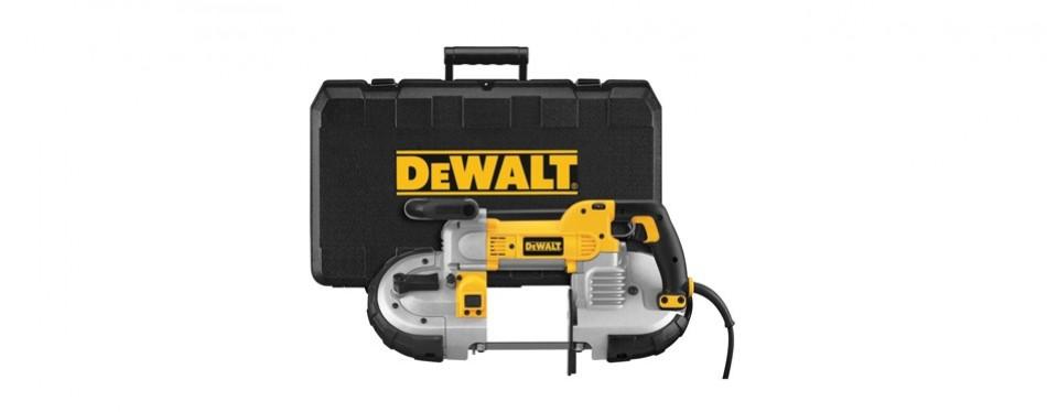 dewalt dwm120k deep cut portable bandsaw