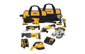 dewalt max cordless drill combo kit