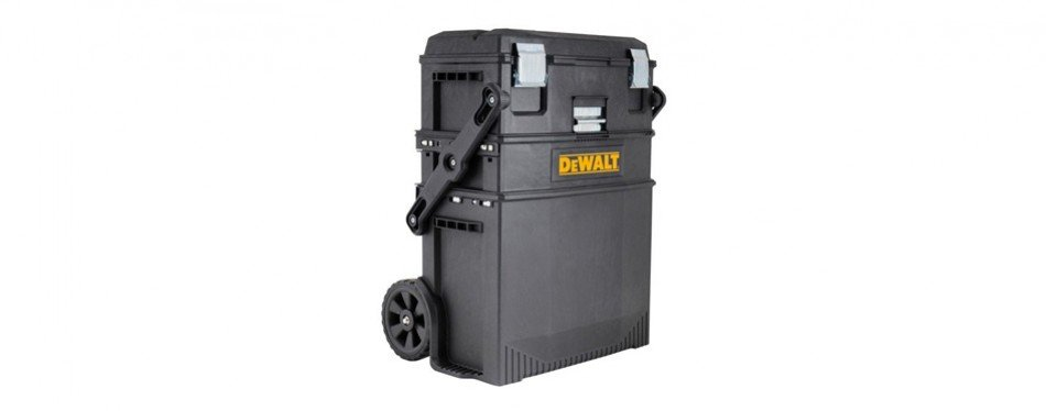 dewalt mobile work center rolling workshop