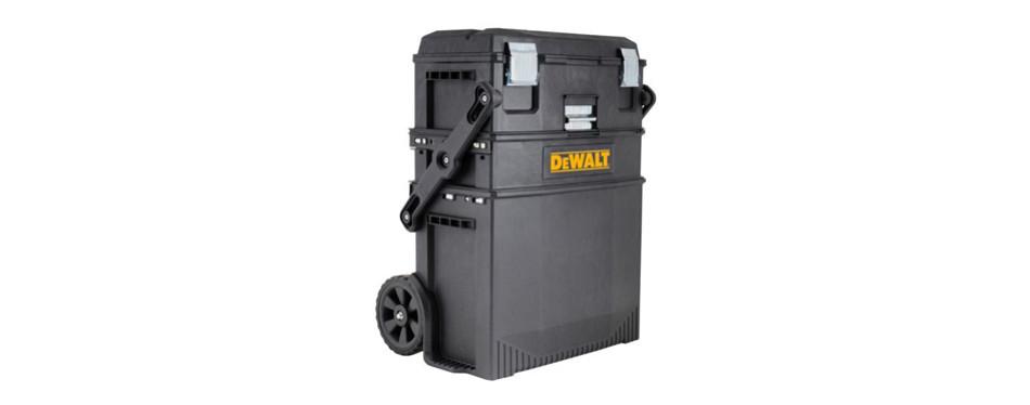 dewalt mobile work center rolling workshop