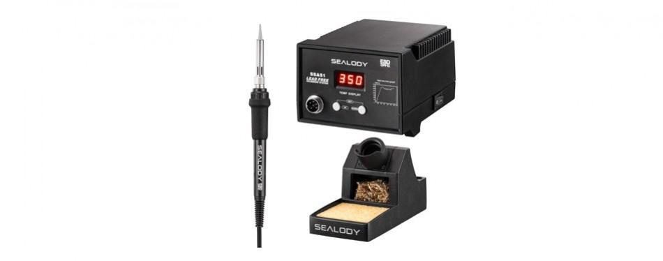 sealody digital soldering station