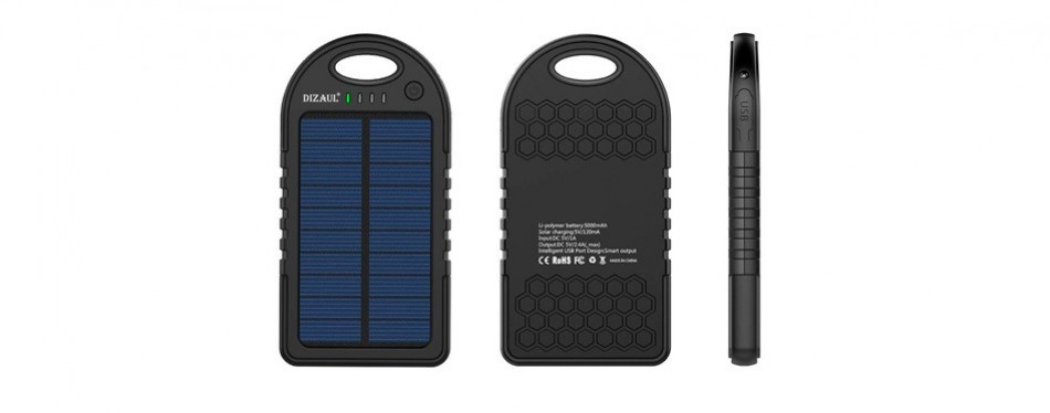5071de410 8 Best Solar Phone Chargers in 2019  Buying Guide  - Gear Hungry