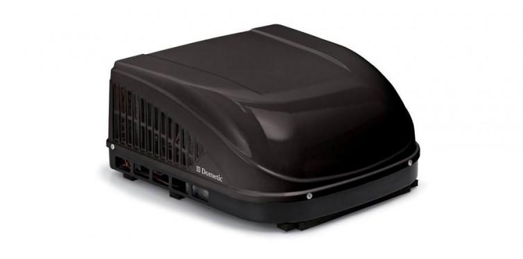 1. Dometic Brisk II Black Air Conditioner