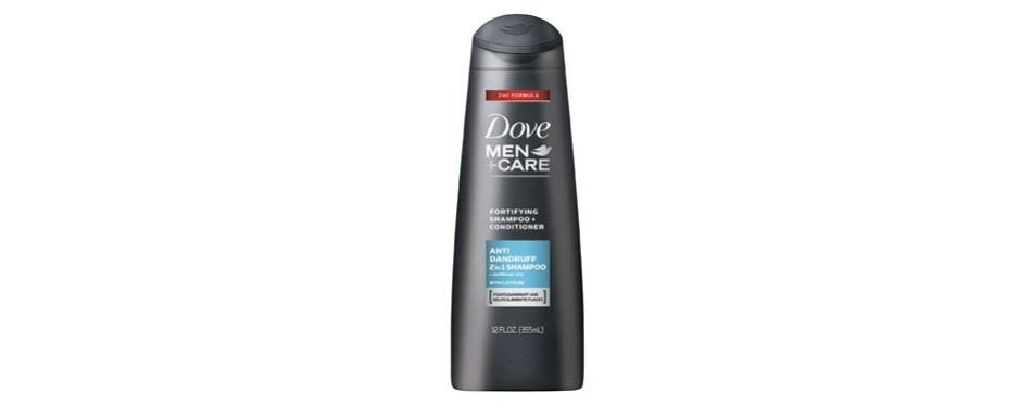 dove men care 2-in-1 dandruff shampoo for men