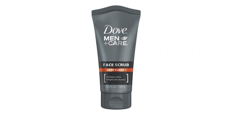 Dove Men Care Face Scrub