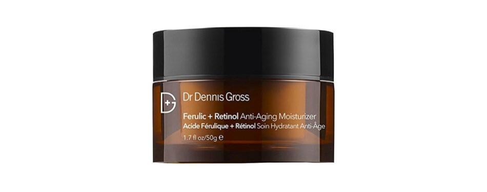 dr dennis gross ferulic plus retinol anti-aging moisturizer