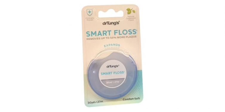 Dr. Tung's Smart Floss with Natural Cardamom Flavor