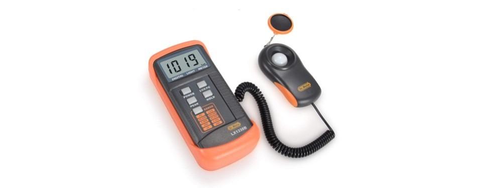 dr.meter lx1330b digital illuminance