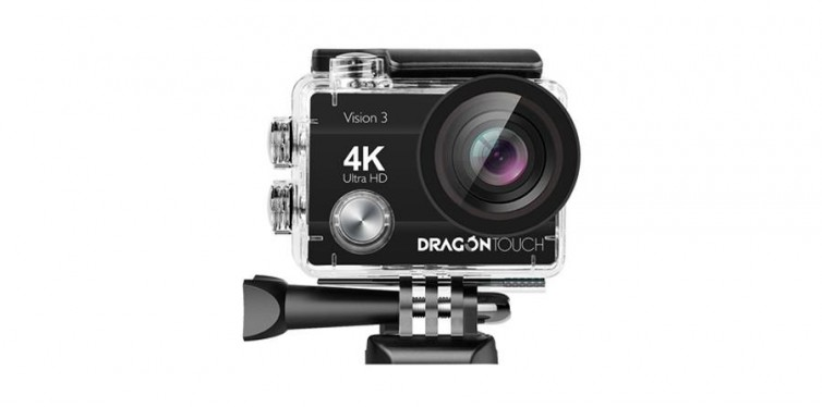Dragon Touch 4K Action Sports Camera