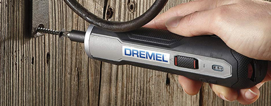 dremel go-01 powered cordless electric screwdriver