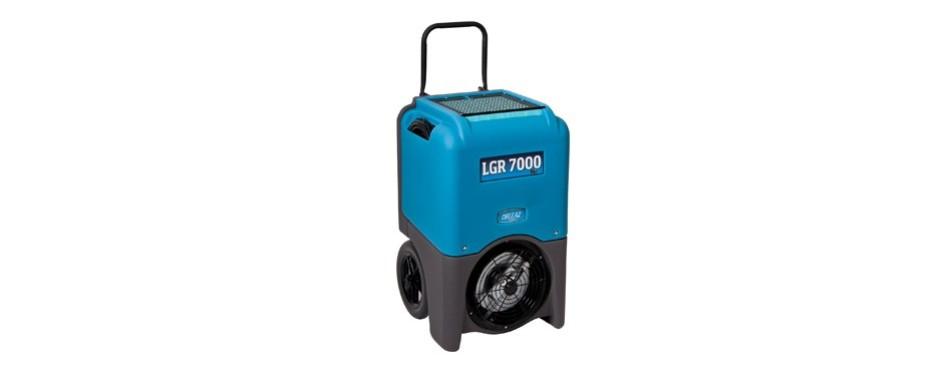 dri-eaz lgr 7000xli commercial dehumidifier with pump