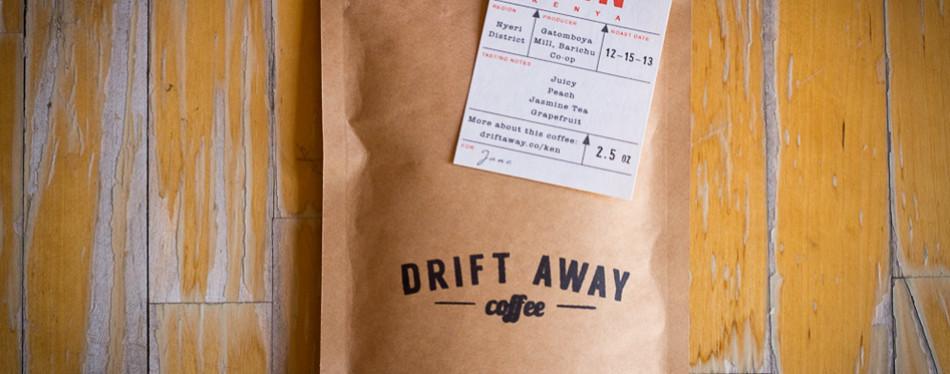 driftaway coffee