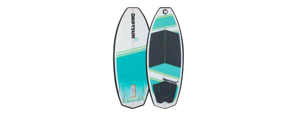 driftsun throwdown wakesurf board