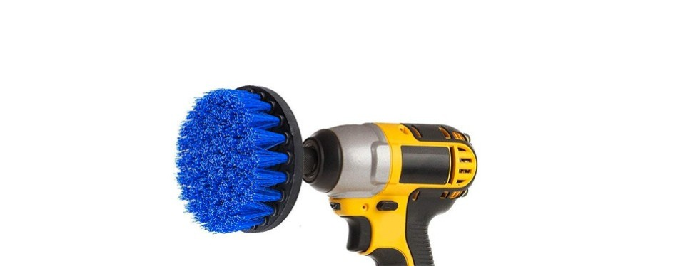 drill attachment turbo scrub power scrubber