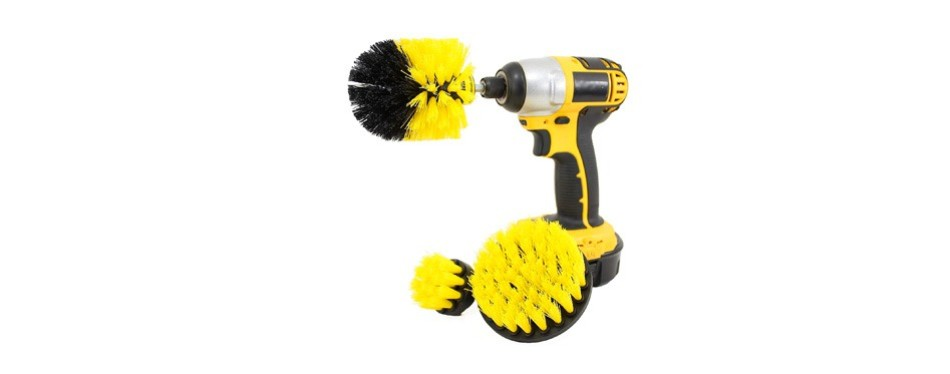 drillbrush bathroom power scrubber cleaning kit