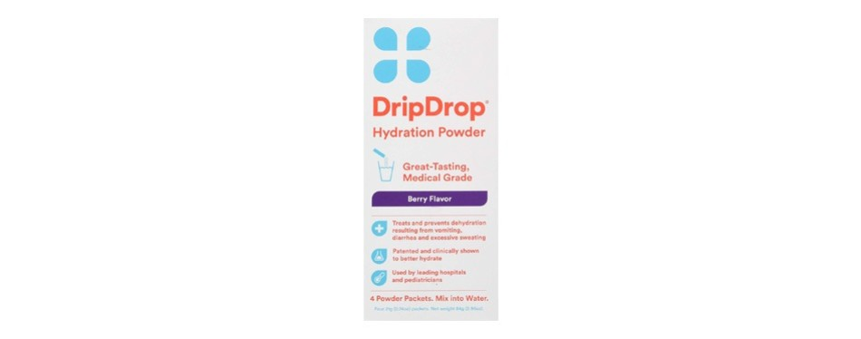drip drop hydration powder