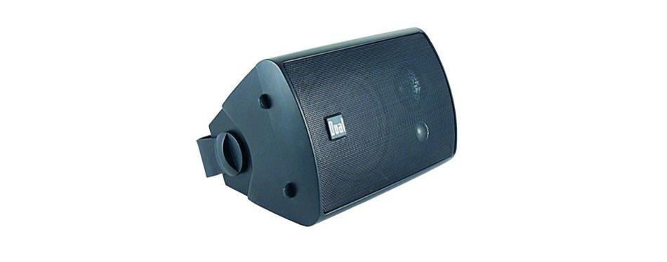 dual electronics lu43pb studio monitor speakers