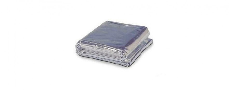 dukal heat reflective emergency blanket