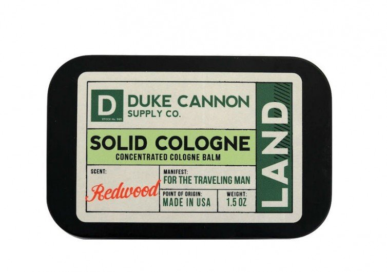 Duke Cannon Solid Cologne
