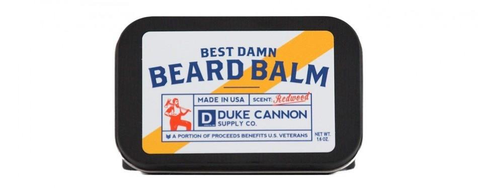 duke cannon best beard balm