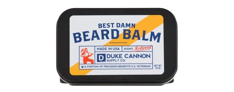 duke cannon best beard balm