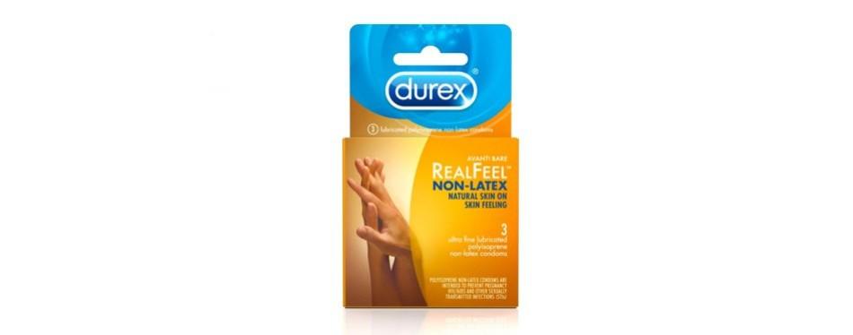 durex avanti bare realfeel condom