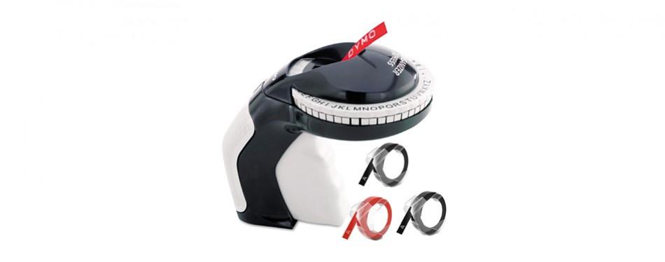 dymo dym12966 organizer xpress pro manual label maker starter kit