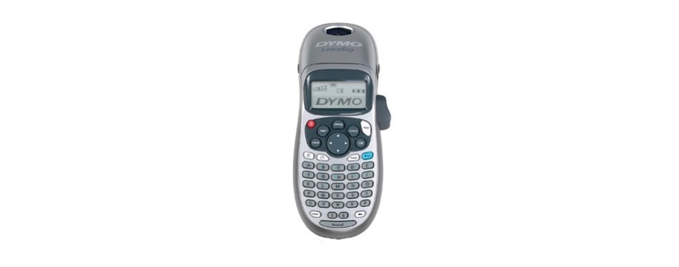 dymo letratag lt-100h plus handheld label maker