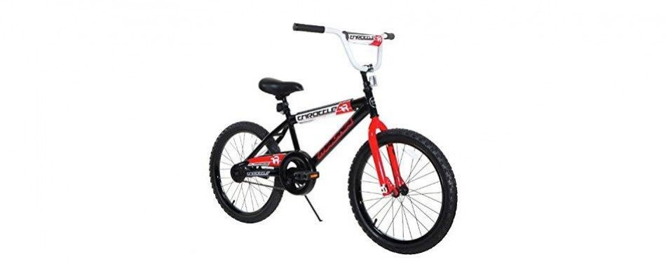 dynacraft magna throttle boys bmx street