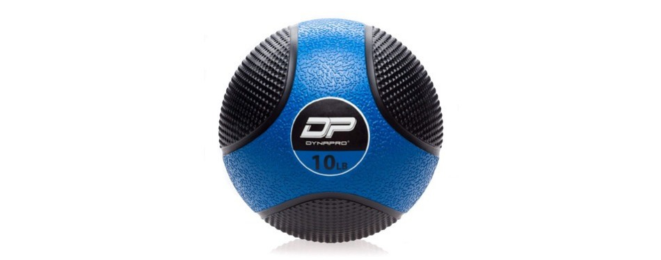 dynapro durable rubber medicine ball