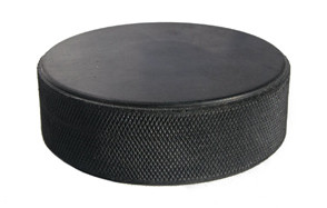 e-hockey pucks blank case