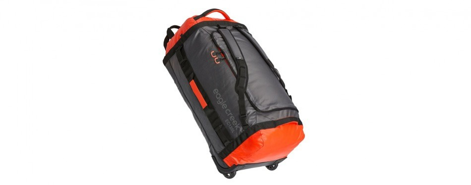 eagle creek cargo hauler rolling duffel bag