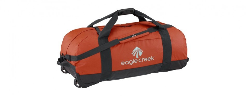 eagle creek travel gear no matter what flashpoint rolling duffel bag