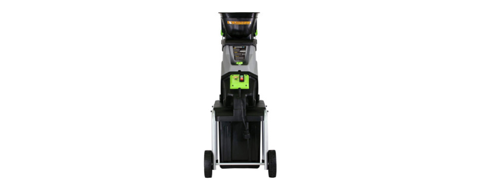 earthwise 15 amp garden electric chipper