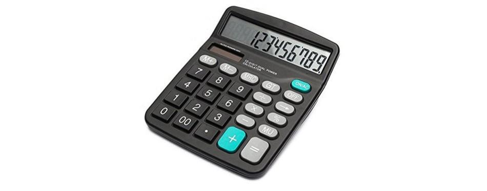 eastpin large display basic calculator