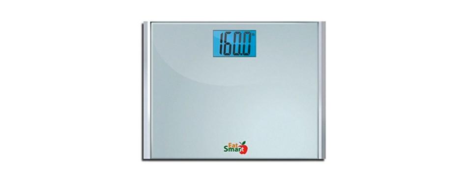 eatsmart precision plus digital bathroom scale